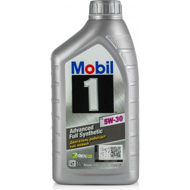 Моторное масло Mobil 1 X1 5W-30 1 литр.