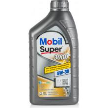 Моторное масло Mobil Super 3000 XE 5W-30 1 литр.
