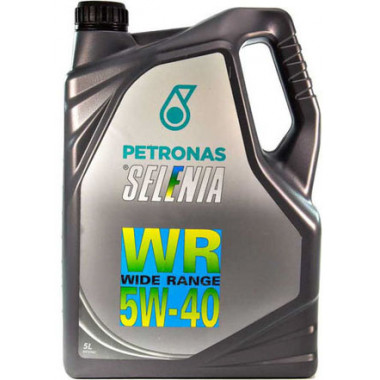 Моторное масло Petronas Selenia WR Diesel 5W-40 5 литров.