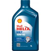 Моторное масло Shell Helix HX7 10W-40 Diesel 1 литр.