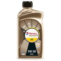 Моторное масло Total Quartz Ineo L Life 5W-30 1 литр.