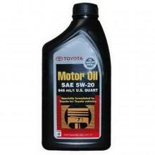 Моторное масло Toyota 5W-20 0,946 литра.