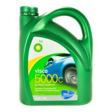 Моторное масло Visco 5000 C 5W-40 4 литра.