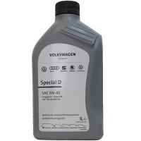 Моторное масло VW Audi Skoda Special D 5W-40 1 литр.