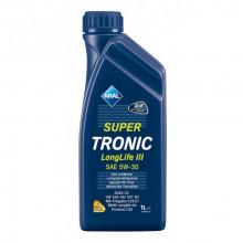 Моторное масло Aral SuperTronic LongLife III 5W-30 1 литр.