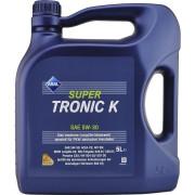 Моторное масло Aral SuperTronic K 5W-30 5 литров.