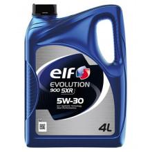 Моторное масло Elf Evolution 900 SXR 5W-30 4 литра.