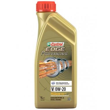 Моторное масло Castrol Edge Professional V 0W-20 (Volvo) 1 литр.