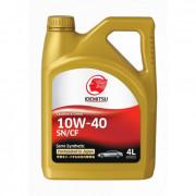 Моторное масло Idemitsu SN/CF 10W-40 4 литра.