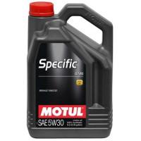 Моторное масло MOTUL SPECIFIC 0720 5W-30 5 литров.