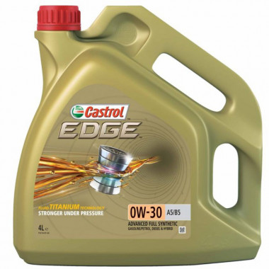 Моторное масло Castrol EDGE 0W-30 A5/B5 4 литра.