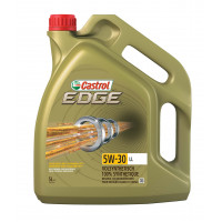 Моторное масло Castrol EDGE TITANIUM 5W-30 LL 5 литров.