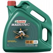 Моторное масло Castrol Magnatec 5W-40 A3/B4 4 литра.