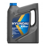 Моторное масло Hyundai Xteer Diesel Ultra SN/CF 5W-40 4 литра.