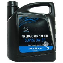 Моторное масло Mazda Original Oil Supra 0W-20 5 литров.