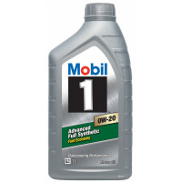 Моторное масло Mobil 1 0W-20 Advanced Fuel Economy 1 литр.