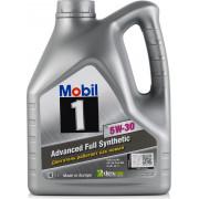 Моторное масло Mobil 1 X1 5W-30 4 литра.