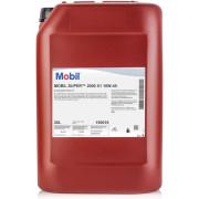 Моторное масло Mobil Super 2000 X1 10W-40 20 литров.