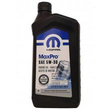 Моторное масло Mopar 5W-30 0,946 литра. (68218920AC)
