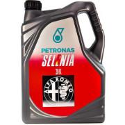 Моторное масло Petronas Selenia 20K Alfa Romeo 10W-40 5 литров.