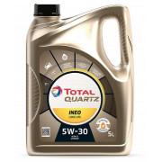 Моторное масло Total Quartz Ineo L Life 5W-30 5 литров.