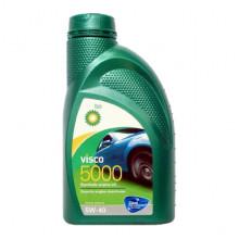 Моторное масло Visco 5000 5W-40 1 литр.
