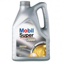Моторное масло Mobil Super 3000 X1 5W-40 5 литров.