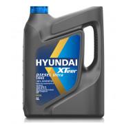 Моторное масло Hyundai Xteer Diesel Ultra SN/CF 5W-40 6 литров.