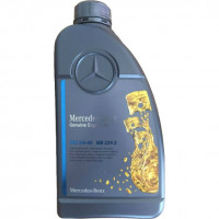 Моторное масло Mercedes-Benz 5W-40 (229.3) 1 литр.