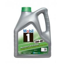 Моторное масло Mobil 1 ESP X3 0W-40 4 литра.
