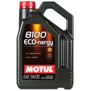 Моторное масло MOTUL 8100 Eco-nergy 5W-30 4 литра.