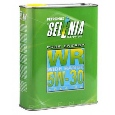 Моторное масло Petronas Selenia WR Pure Energy 5W-30 2 литра.