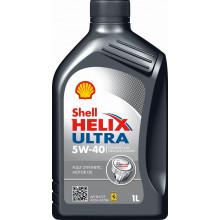 Моторное масло Shell Helix Ultra 5W-40 1 литр.