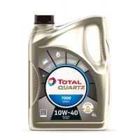 Моторное масло Total Quartz 7000 Energy 10W-40 4 литра.