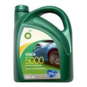 Моторное масло Visco 5000 5W-40 4 литра.