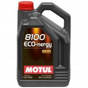 Моторное масло MOTUL 8100 Eco-nergy 0W-30 5 литров.