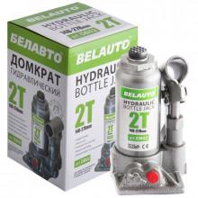 Домкрат гидравлический бутылочный БЕЛАВТО 2т. DB02