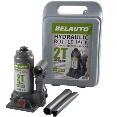 Домкрат гидравлический бутылочный БЕЛАВТО 2т. DB02P
