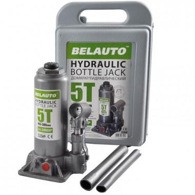 Домкрат гидравлический бутылочный БЕЛАВТО 5т. DB05P