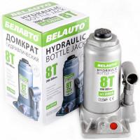 Домкрат гидравлический бутылочный БЕЛАВТО 8т. DB08