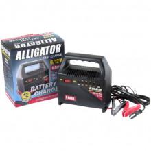 Автомобильное зарядное устройство аккумулятора 6/12В 6А ALLIGATOR AC802