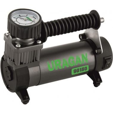 Автомобильний компресор URAGAN 90180