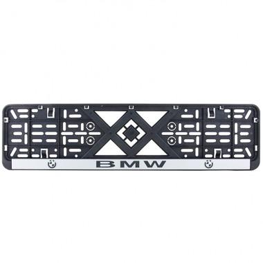 Рамка номерного знака Bi-Plast BMW BP-213