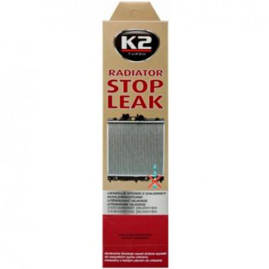 Герметик радиатора порошок K2 STOP LEAK 18,5 г.