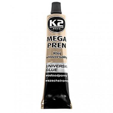 Многофункциональный клей K2 MEGA PREN 40 мл.