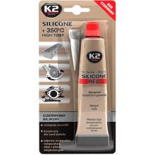 Силиконовый герметик +350С (красный) K2 SIL RED-BLIS 21 г.