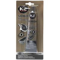 Силиконовый герметик +350С (серый) K2 SIL GREY 85 г.