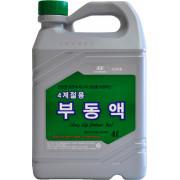 Концентрат антифриза Hyundai Kia Long Life Coolant 4 литра.