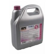 Концентрат антифриза HEPU G-12++ фиолетовый 5 литров.
