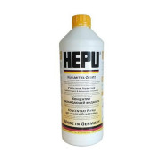 Концентрат антифриза HEPU G-11 желтый 1,5 литра.